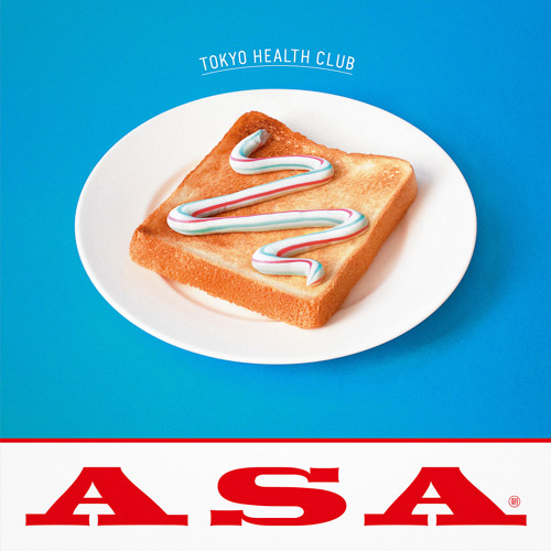 TOKYO HEALTH CLUB / ASA - Original Ver - (7inch SIDE-A)