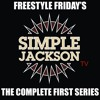 Simple Jackson - Freestyle Friday's Ep.04 (The Streets Turn The Page Instrumental)