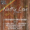 Natty Love Riddim - Friendly Fire Band & Friends