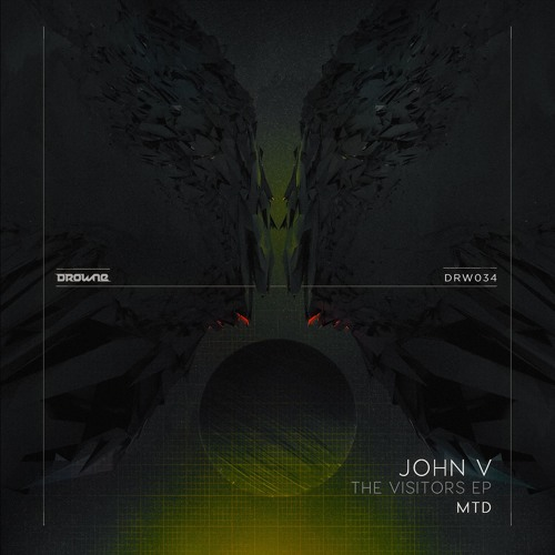 DRW034 John V / MTD - The Visitors EP - outnow