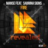 Manse Feat. Sabrina Signs - Fire [Free Download]