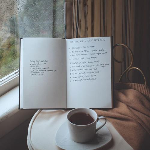 Sunday music and hot coffee..