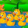 Five Little Ducks Went Out One