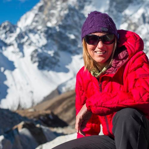 Talk Travel Asia - Episode 39: Climbing Nepal's Himalayas with Billi Bierling