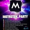 NOBA @ Rind Radio - Metrotek Party - 13-02-2015