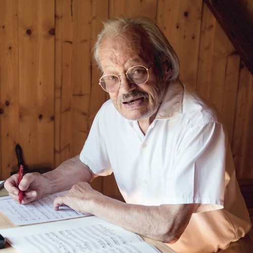 Friedrich Cerha's 90th birthday!