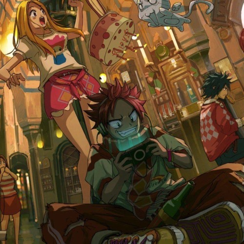 new 5 5mb fairy tail hajimari no sora mp3 download