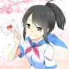 Audition for the yandere in the MC high school role-play