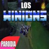 Winions (Parodia League of Legends)Becky G - Shower