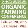 MOSES 2016 Conference and the benefits of organic farming
