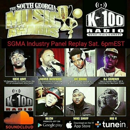 South Gerogia Music Awards Panel