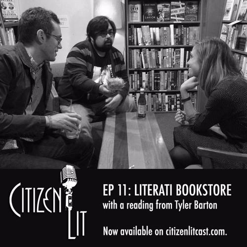 Episode 11: Literati Bookstore's Hilary & Mike Gustafson