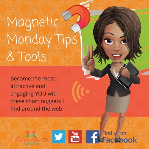 Magnetic Monday - Make It Easy to Connect With You