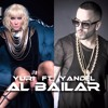 Yuri ft.Yandel - Al Bailar (Dj Carlos Ache' Privadota' Rmx' 2k16')Final Portada del disco