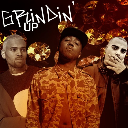 Zeaux - Grindin Up (Tzeki  X Problem, Berner, Chris Brown)