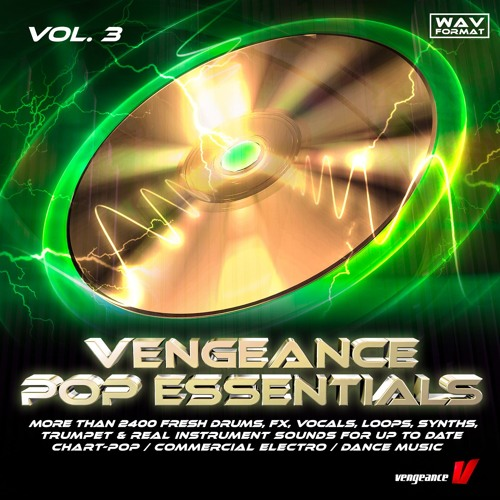 Vengeance Samplepack: Pop Essentials Vol.3
