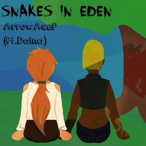 Snakes In Eden - Daina