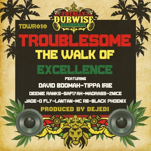 Totally Dubwise Presents-The Walk Of Excellence-(TDWR010)