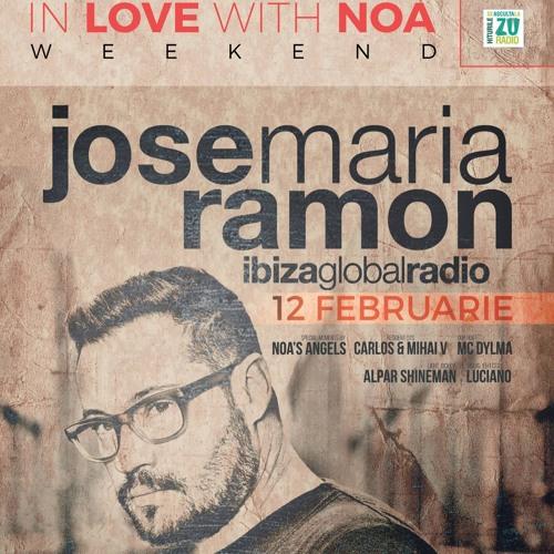 Jose Maria Ramon @ NOA Club Part2 - Cluj - Romania - Feb 16