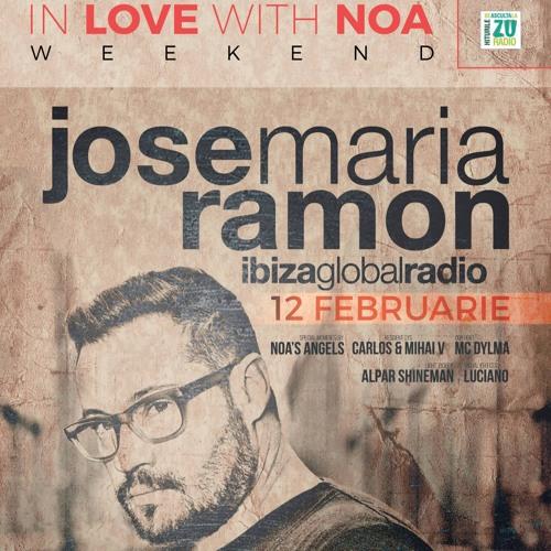 Jose Maria Ramon @ NOA Club Part1 - Cluj - Romania - Feb 16