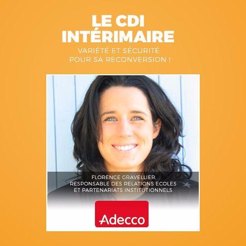 Le CDI intérimaire : variété et sécurité pour sa reconversion !  - 16/02/2016
