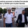 2-16-16 Breaking News Aníbal Fernandez - Juan Manzur y Daniel Gollán por #MITREreplay