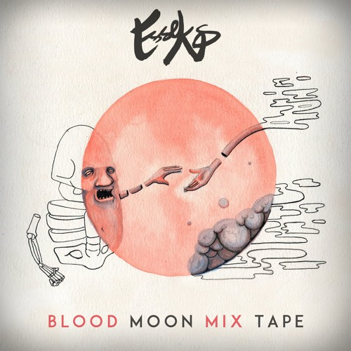 --BLOOD MOON MIX TAPE--