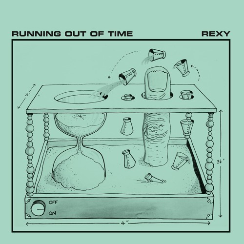 Connan Mockasin - Running Out Of Time (Rexy Cover)