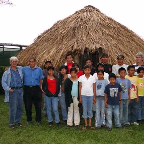 Kse Ditsei yanagua ña -coro de la escuela Shukebacharí, Chirripo-