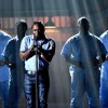 Kendrick Lamar - The Blacker the Berry + Alright (Live at the 58th Grammy's 2016)