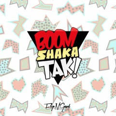 Wiwek & Alvaro - Boomshakatak (FlipN'Gawd Jersey Terror Remix)