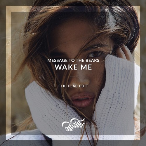 Message To Bears - Wake Me /// FlicFlac Edit