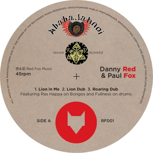 """Paul Fox & Danny Red New 12"""" Preview"""