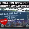 Ipswich Party Love Bus Rd Trip