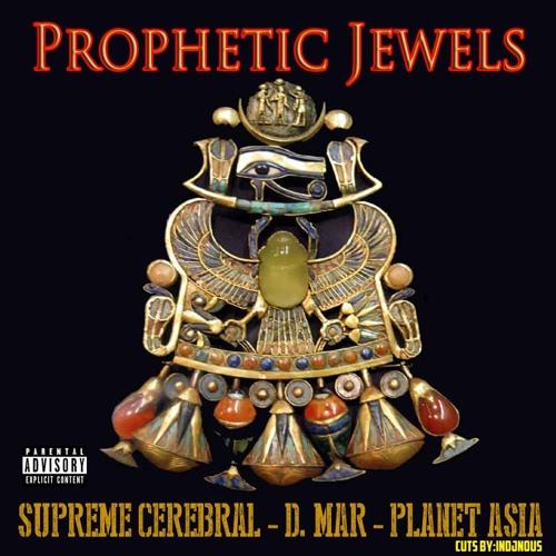 Supreme Cerebral - Prophetic Jewels Feat. Planet Asia & InDJnous (Prod. By: D. Mar)