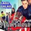 Koleksine T3plo_Al Ghazali _Lagu Galau_Ost Anak Jalanan( Karaoke)