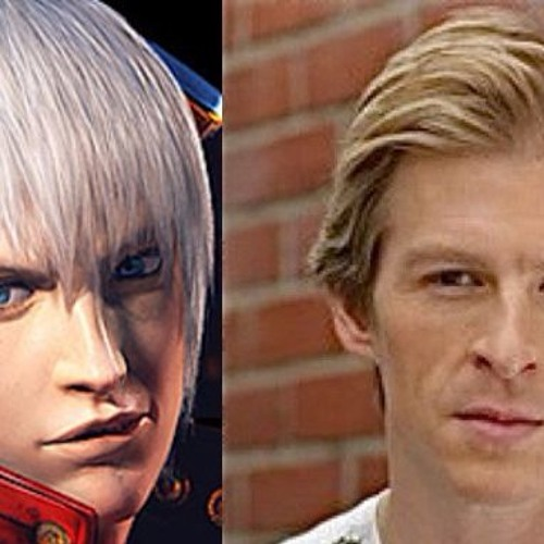 Reuben Langdon the voice of Dante in Devil May Cry