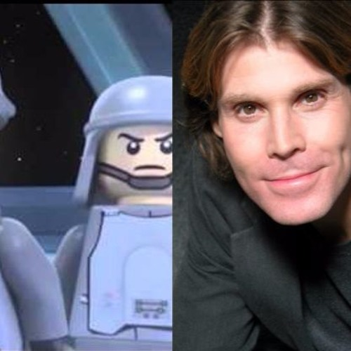Jason Canning - Admiral Ozzel in Lego Star Wars