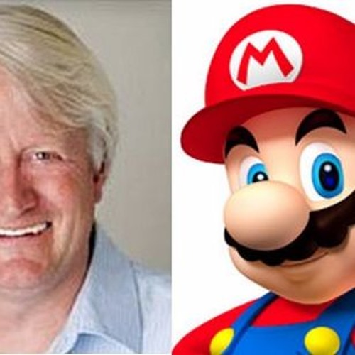 Charles Martinet: Super Mario
