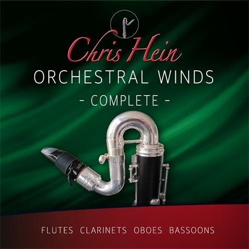 """Chris Hein - Winds """"Orchestral Woodwinds"""""""