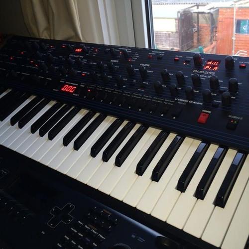 DSI/Oberheim - OB-6 - Random Noise and FX