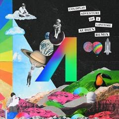 Coldplay - Adventure Of A Lifetime (Audien Remix)