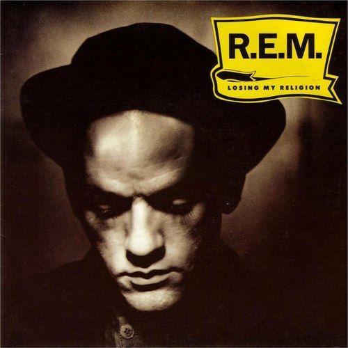 R.E.M. - Losing My Religion - NDR Studio 1, NDR, Hamburg, Germany, 5 March 1991