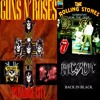 Mashup Rolling Stones, Guns n' Roses, AC DC - Sympathy for the devil in paradise city