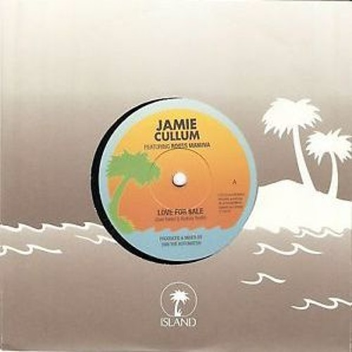Jamie Cullum & Roots Manuva - Love For Sale (Swede:art Remix) 7""