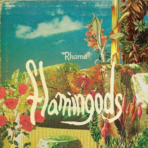 Premiere: Flamingods - Rhama