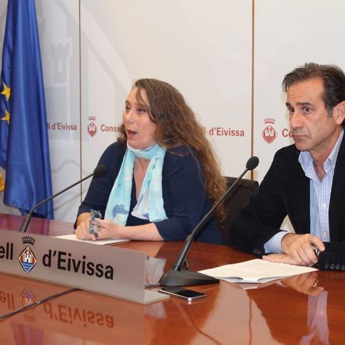 Viviana de Sans explica els resultats de la consulta sobre la reforma de la carretera