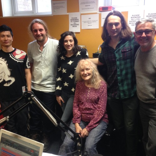 Live on Sound Out, Resonance FM with Carole Finer 16/2/16