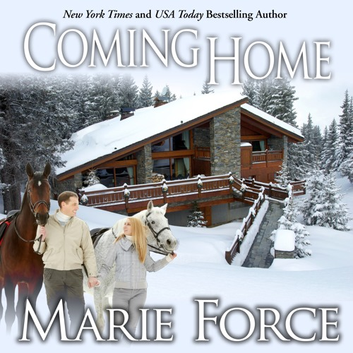 Coming Home, Treading Water Series Book 4 (Audio Sample)