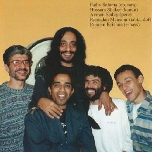 04-Fire Dance - 9/8 - Camel Road Album -Sharkiat (1996)